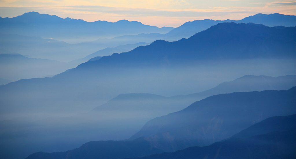 Alishan Taiwan sunrises