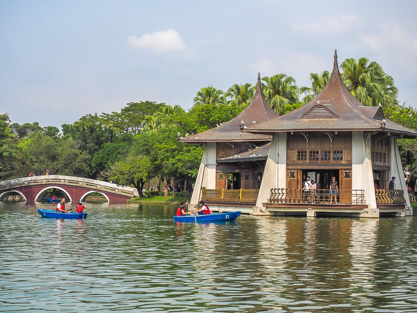 Taichung Park Pavilion, Taichung Park